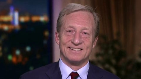 Steyer: Institutional politicians, like Biden, think they own the minority vote