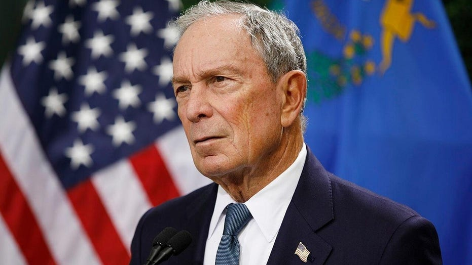 Mike Bloomberg expected to take incoming fire at Democratic presidential debate in Las Vegas