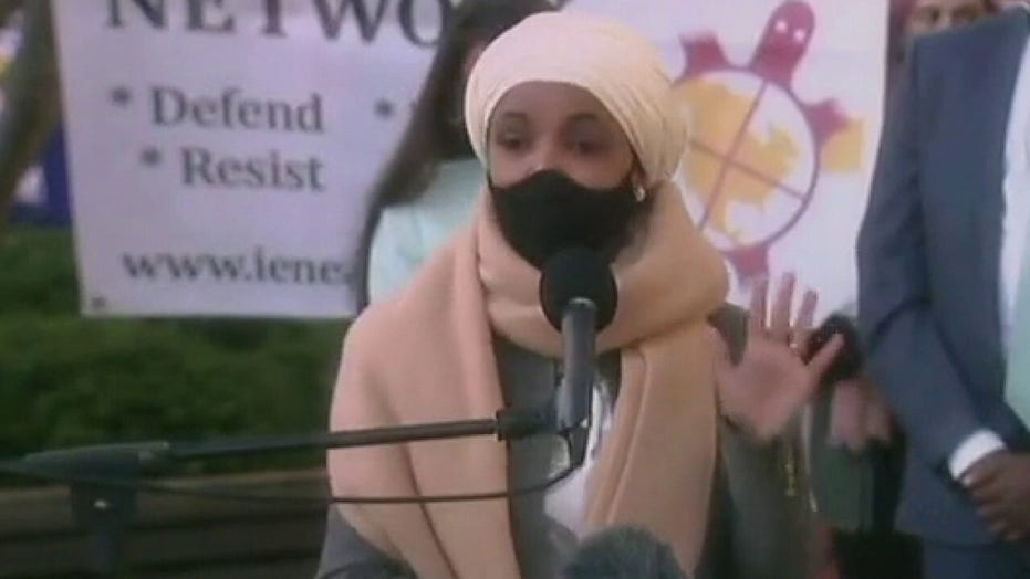White House silent on Rashida Tlaib's latest 'anti-Semitic dog whistling' remarks