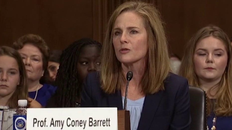 Sen. Mike Braun: Confirm Amy Coney Barrett without delay