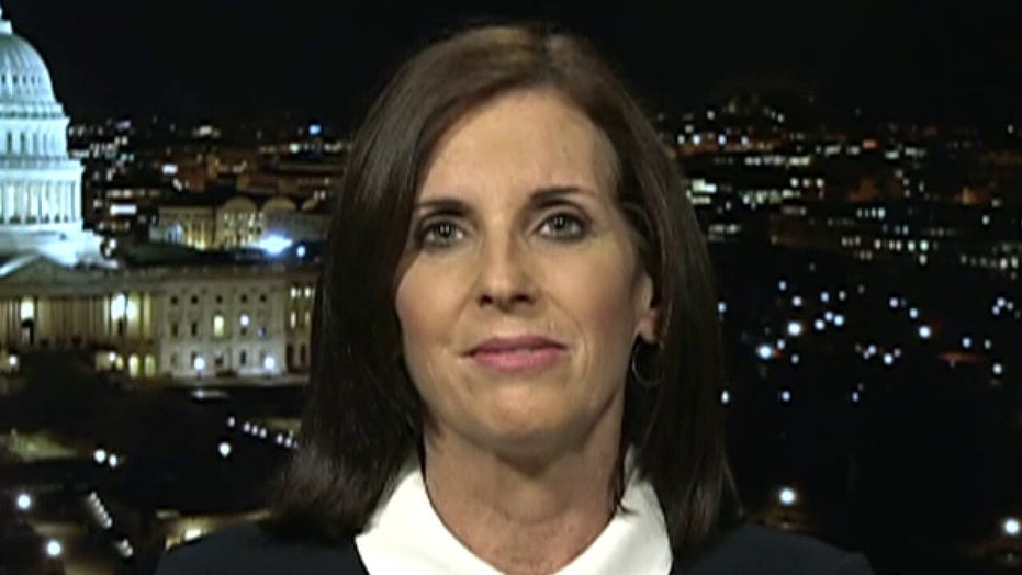 Sen. Martha McSally on China's efforts to shift narrative on coronavirus crisis