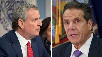 Combative Cuomo caught off guard on NYC schools closing, timeline questioned
