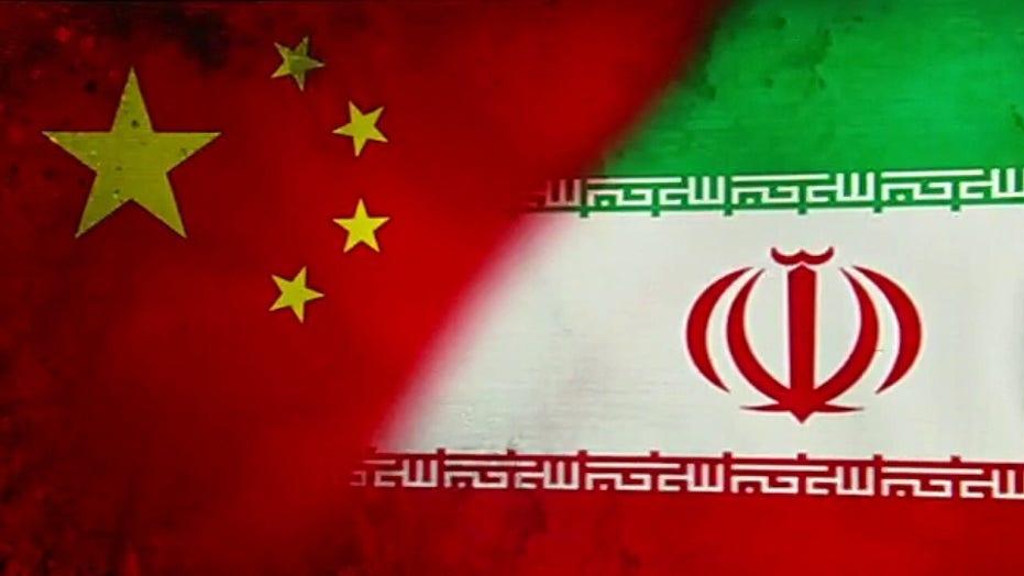 China, Iran nearing trade and military deal