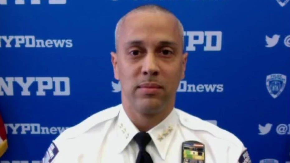 NYPD disbanding plainclothes anti-crime unit