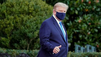 Dr. Qanta Ahmed: Trump COVID-19 hospitalization doesn't mean he's seriously ill — I expect his full recovery