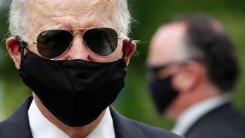Joe Biden blasts President Trump's handling of COVID-19 pandemic, says he would make masks mandatory