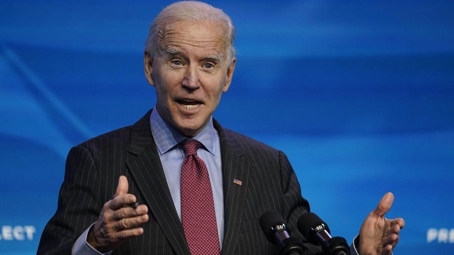 Biden labels rioters as thugs, white supremacists