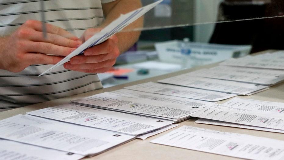Eric Shawn: Mail-in ballot warnings