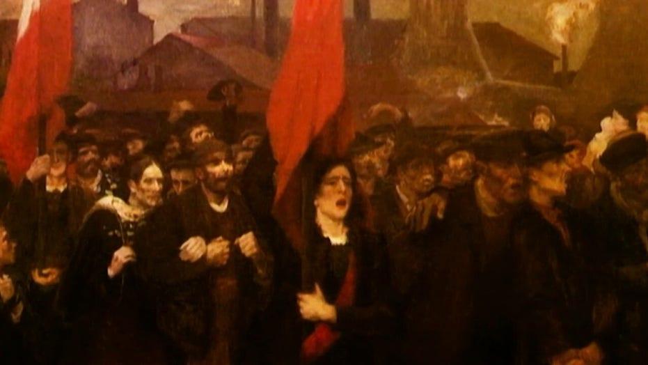 Bret Baier explores the Communist Manifesto of Friedrich Engels and Karl Marx