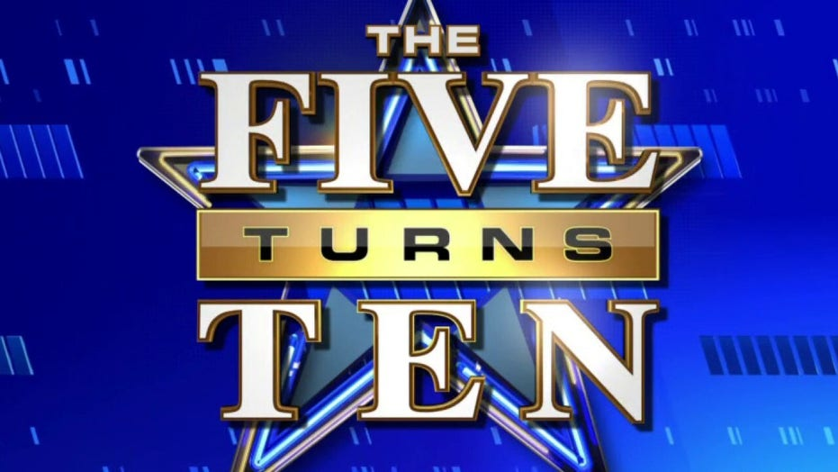 'The Five' celebrate it's 10-year anniversary
