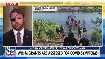 Dan Crenshaw blasts Biden over border crisis: 'Egregious dereliction of constitutional duty'