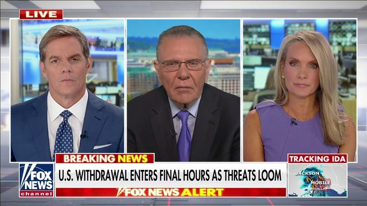 General Jack Keane: US presence in Afghanistan has been an 'insurance policy' to prevent terror attacks