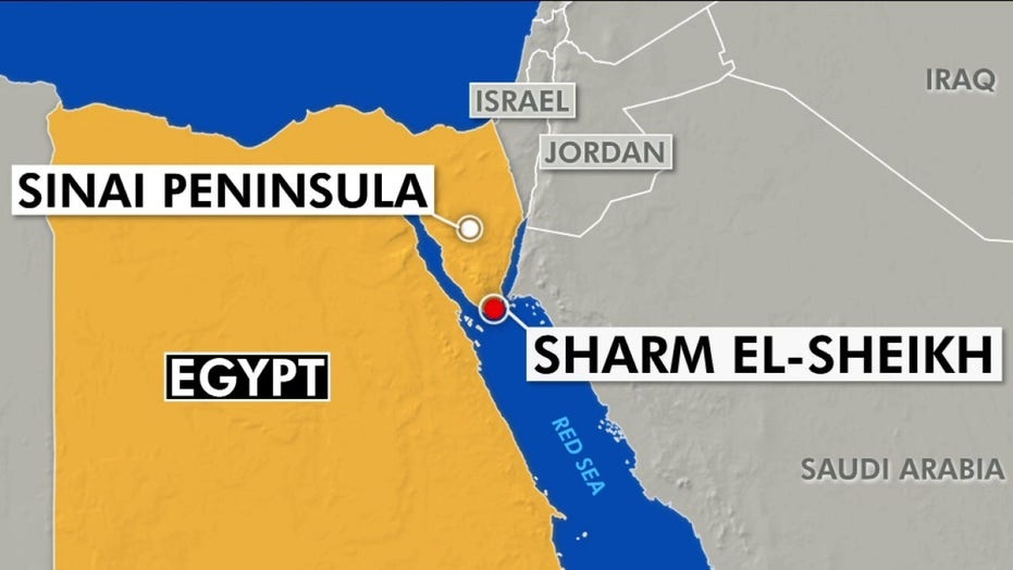 Five US troops killed in helicopter crash off coast of Egypt