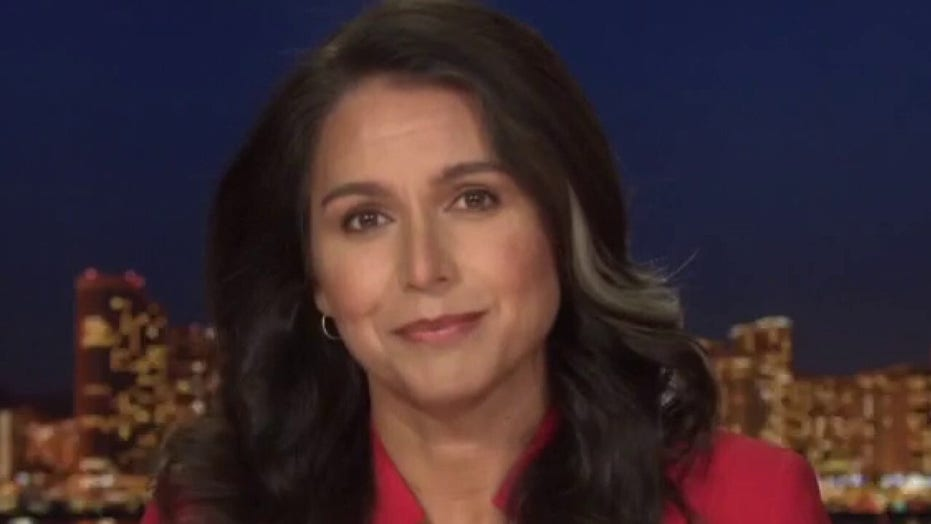 Gabbard doubles down on slam of Schiff, Brennan as greater dangers to America than Capitol rioters