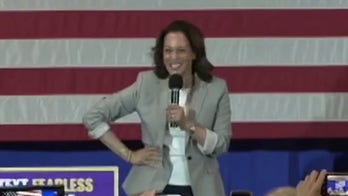 Does Kamala Harris pose a risk to Joe Biden's policies?