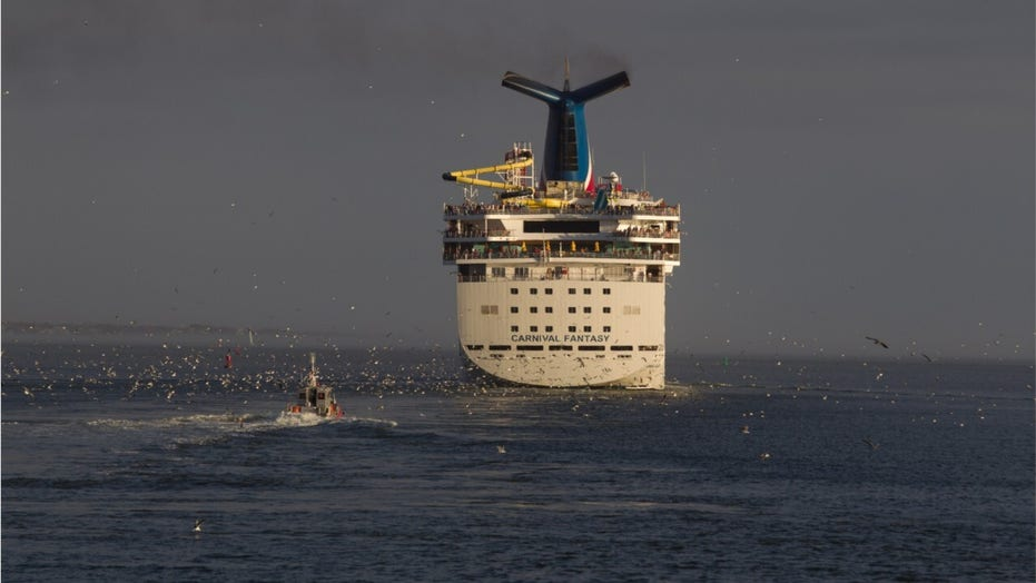 Carnival offers cruise ships as temporary hospitals during coronavirus fight