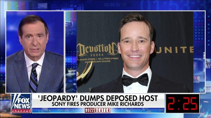 'ジェパディ!' dumps deposed host Mike Richards