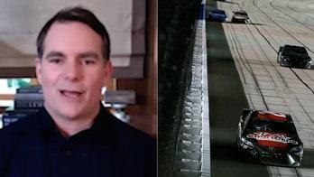 Jeff Gordon's secrets to winning at Darlington Raceway