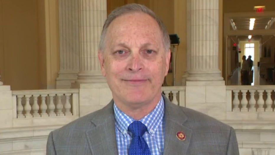 Rep. Andy Biggs urges Barr, Wray to use RICO to crack down rioters and their supporters