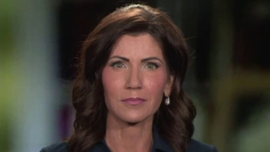 Gov. Kristi Noem vows to keep South Dakota open, becomes public enemy No. 1 for the left amid COVID-19 crisis