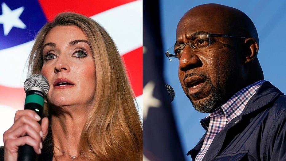 Kelly Loeffler wanted you to know Raphael Warnock is a 'radical liberal'