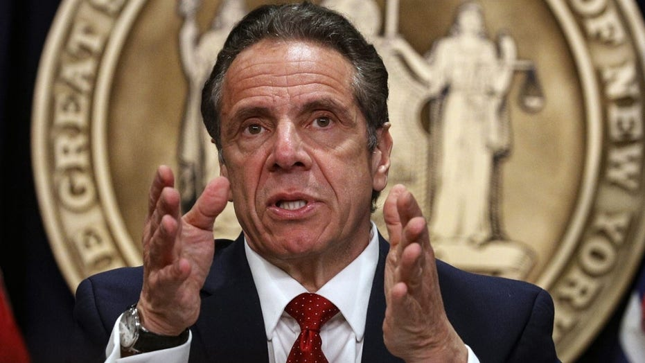 Cuomo says 'harassment is not making someone feel uncomfortable,' is 'eager' to tell other side of story