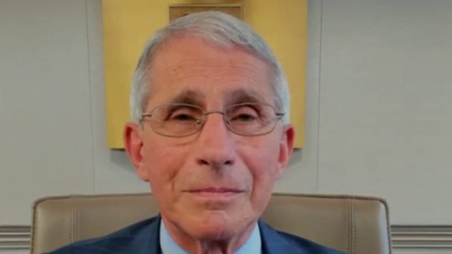 Dr. Fauci says he's 'cautiously optimistic' about COVID vaccine trials, guarantees no corners are being cut