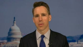 Hawley hits back at Facebook's dark money group targeting his anti-trust push