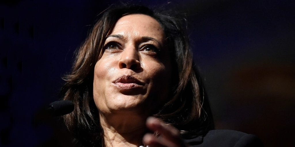 Image result for Kamala Harris Wants Trump To Release Federal Inmates Over Outbreak Fears