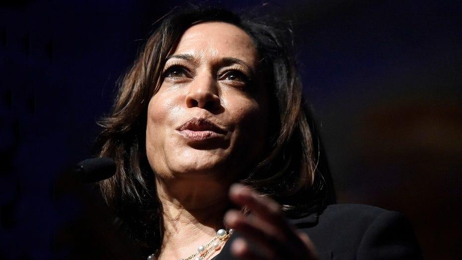 Kamala Harris joins former 2020 Democratic candidates backing Joe Biden