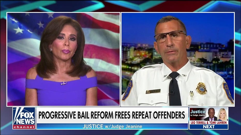 'Judge Jeanine' on Biden's COVID messaging, defund the police movement