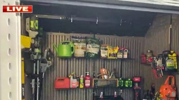 How to declutter your garage, reclaim your parking spot