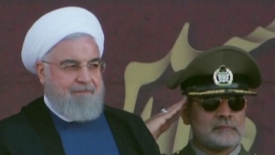 Bipartisan group of lawmakers meets ahead of UN Assembly to discuss Iran's aggressive behavior