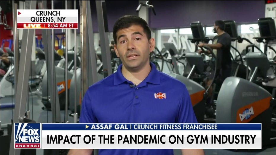 As COVID-19 restrictions ease, gym franchise owner says crowds are 'certainly coming back'