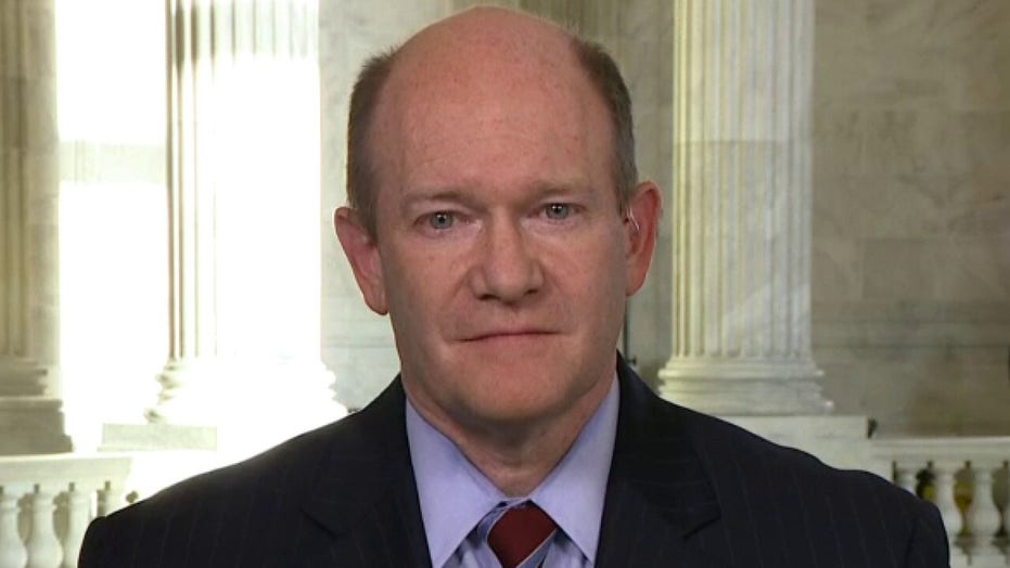 Sen. Coons says focus should be on pandemic, not digging into former administrations