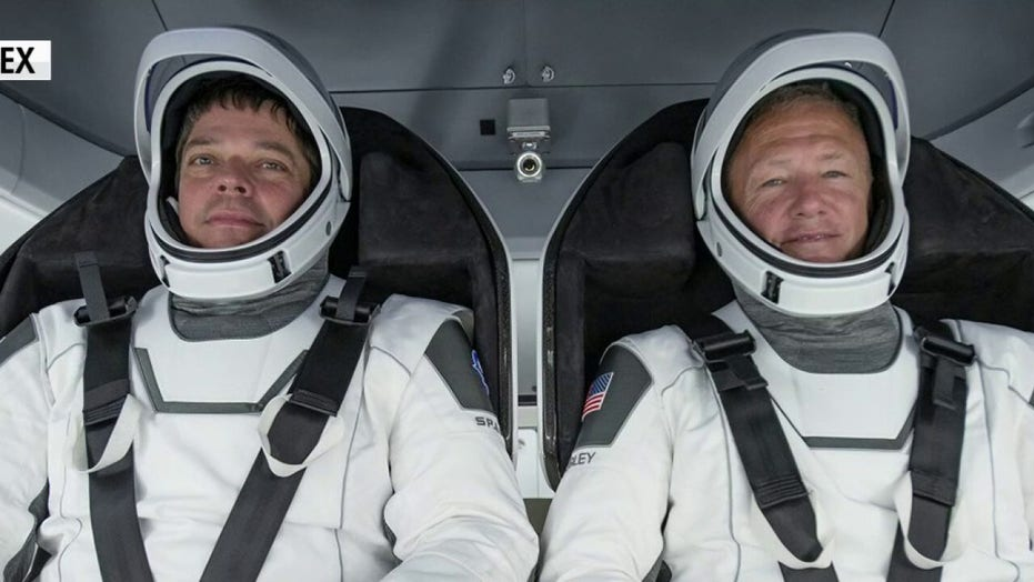 Countdown to history: NASA, SpaceX prepare to launch astronauts to International Space Station
