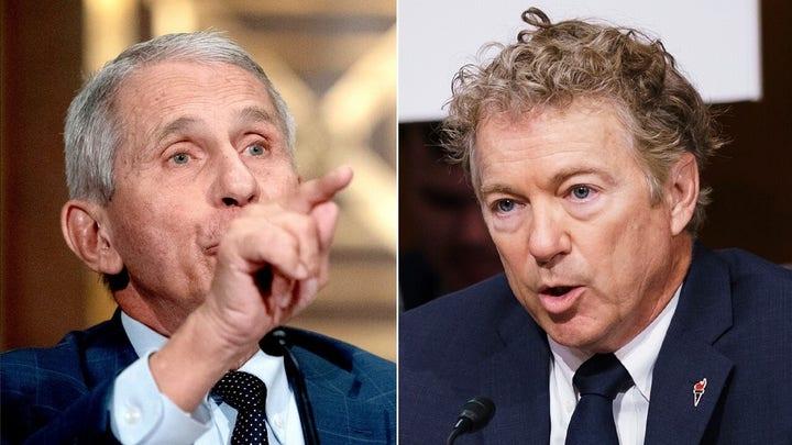 Fauci accuses Sen. Paul of 'lying' in explosive hearing