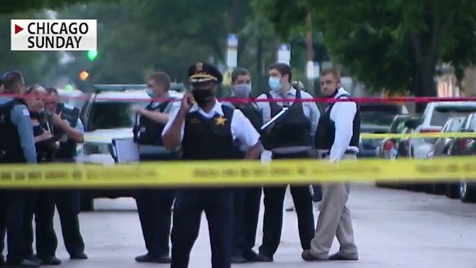 Chicago rocked by worst weekend of gun violence this year