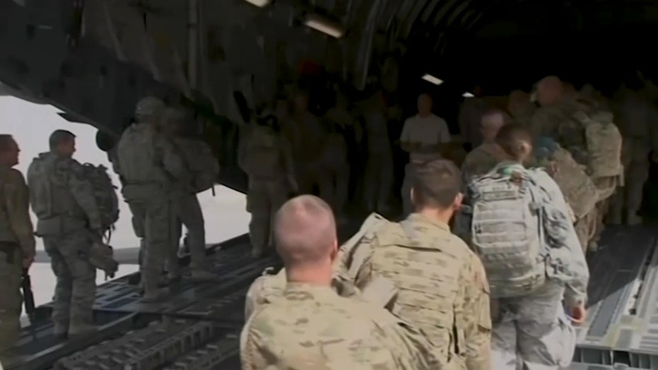 Afghans who worked with US fear retaliation amid troop withdrawal