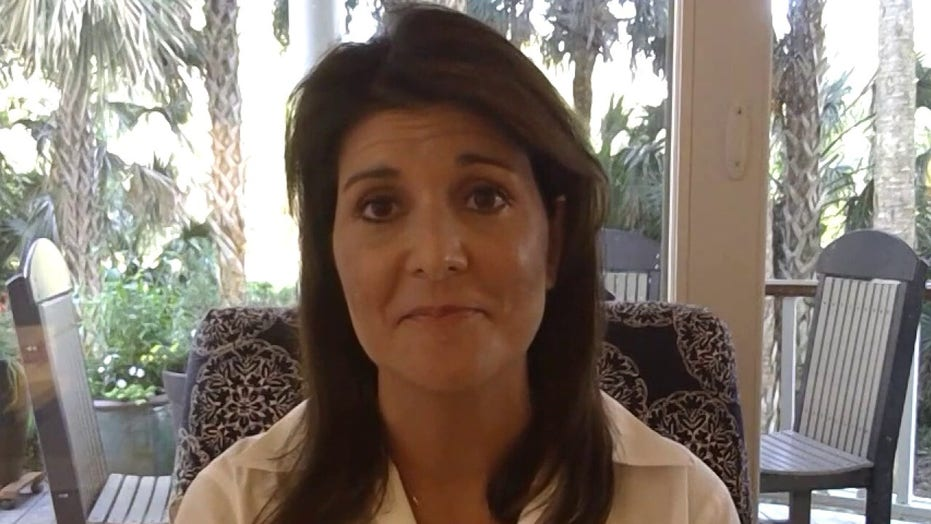 Nikki Haley: We should treat China like the Soviet Union
