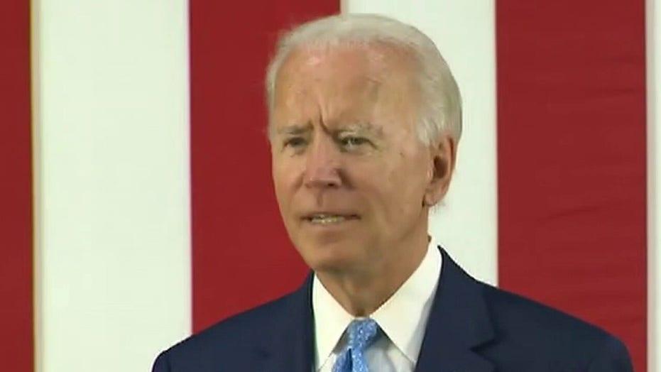 Joe Biden's bumbling press conference
