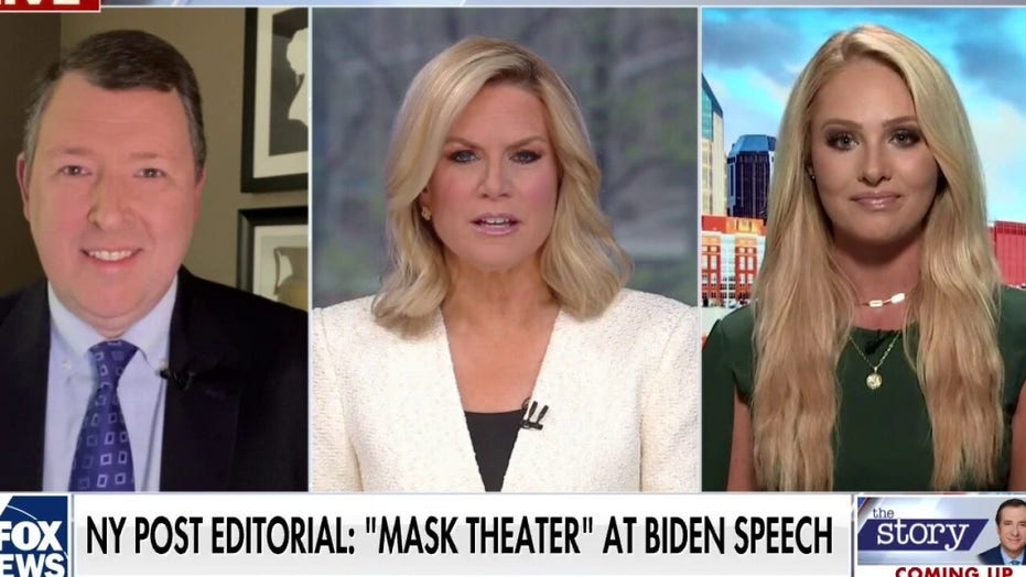Tomi Lahren: Americans 'don't need permission' from Biden to 'go back to normal'