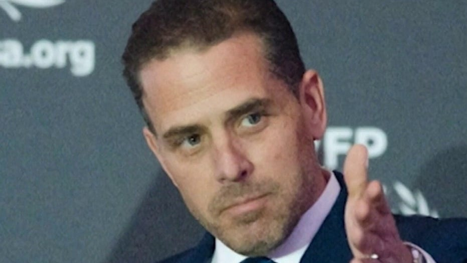 Hunter Biden still owns stake in Chinese firm 100 days into father's presidency, documents show