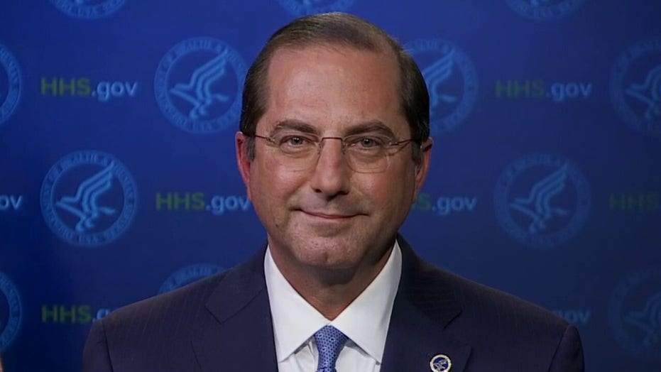 HHS Sec. Azar: Trump did everything Bright said he should do