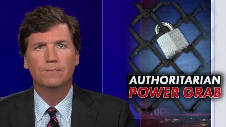 Tucker Carlson: There is a limit to how far you can push Americans