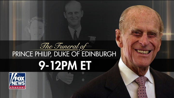 Greg Palkot live from Windsor ahead of Prince Philip's funeral