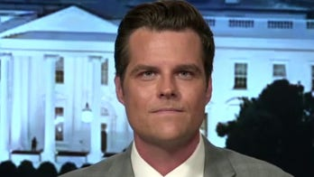 Gaetz warns 'big tech will steal this election from Donald Trump and the American people' without action