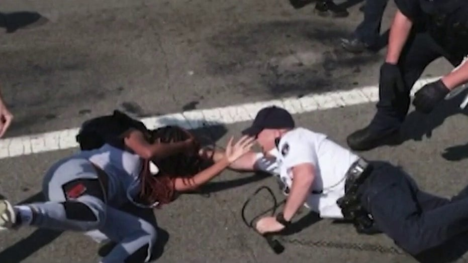 NYPD chief injured during protests says officer morale is as low as it's been in a long time