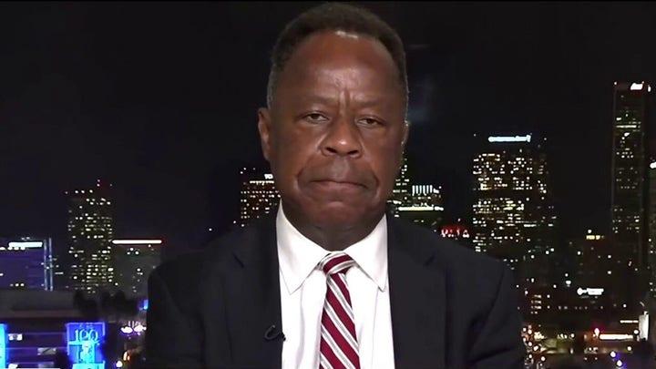 Leo Terrell rips Biden admin's 'political stunt' on probing states banning mask mandates