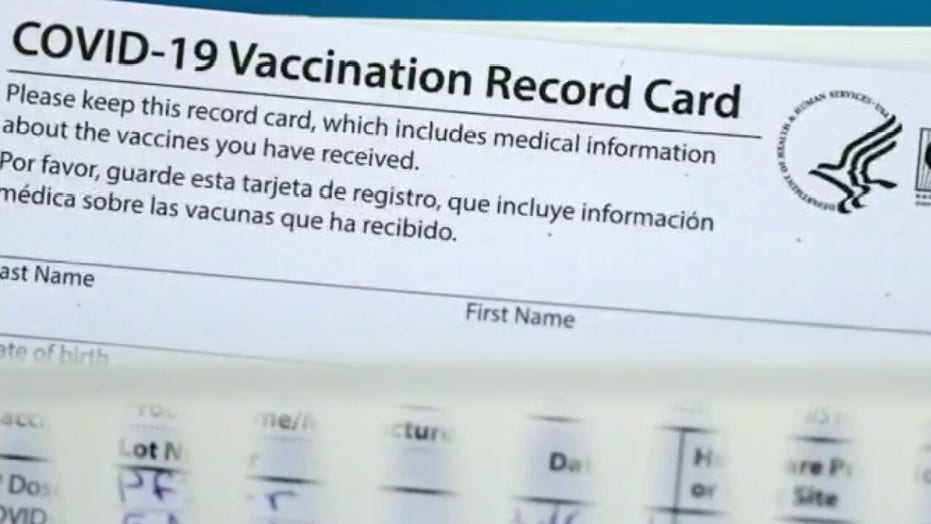 Legal confusion over proof-of-vaccine mandates